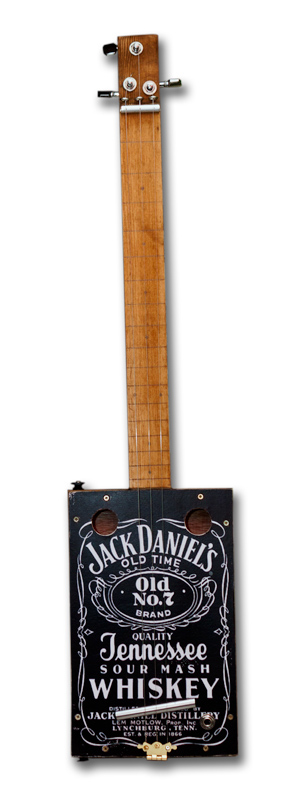 Wolbold Cigar Box Guitar